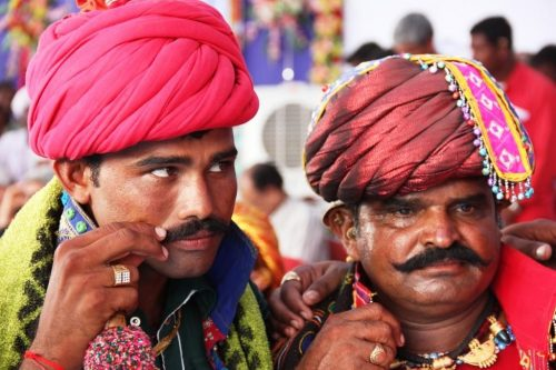 India - Gujarat: i festivals