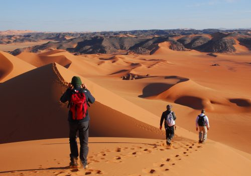 ALGERIA deserto slow travel